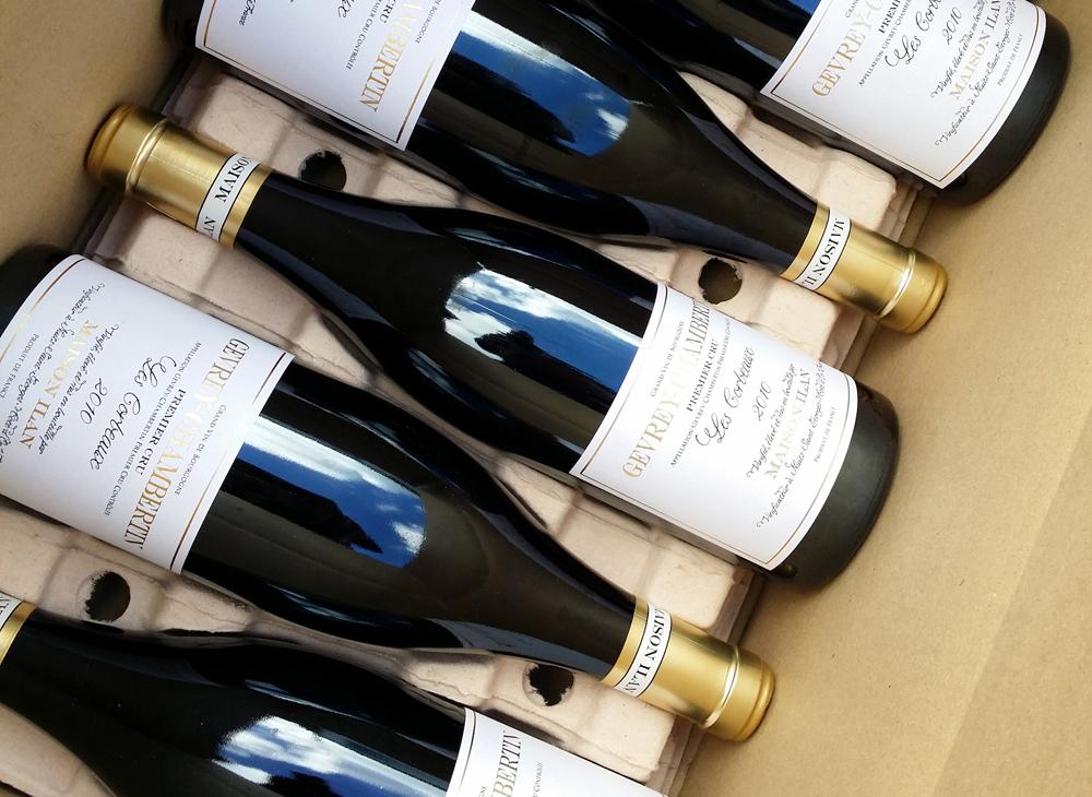 Maison-Ilan - Swansfoot Fine Wine Importers